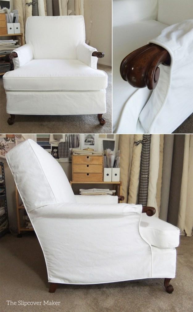 Carr Go Canvas Chair Slipcover