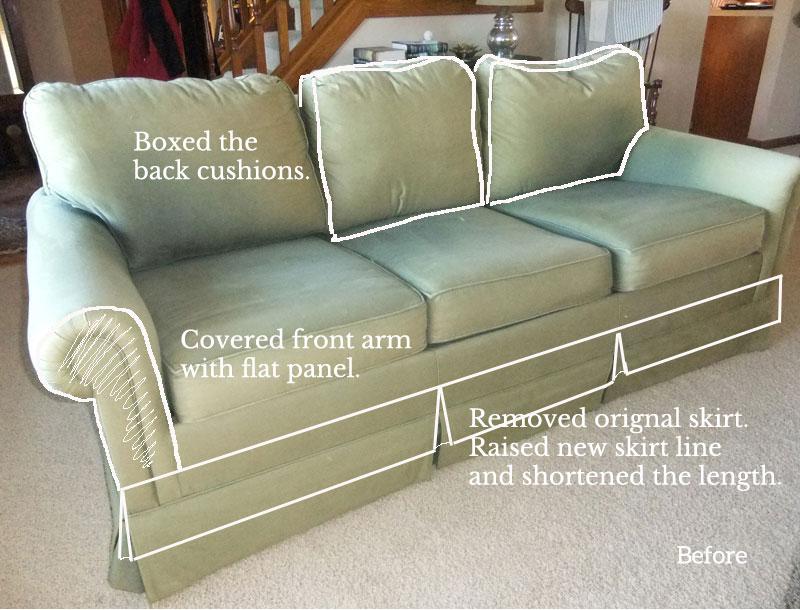Slipcover Design Tips