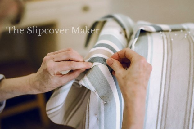 Learn How To Make a Slipcover