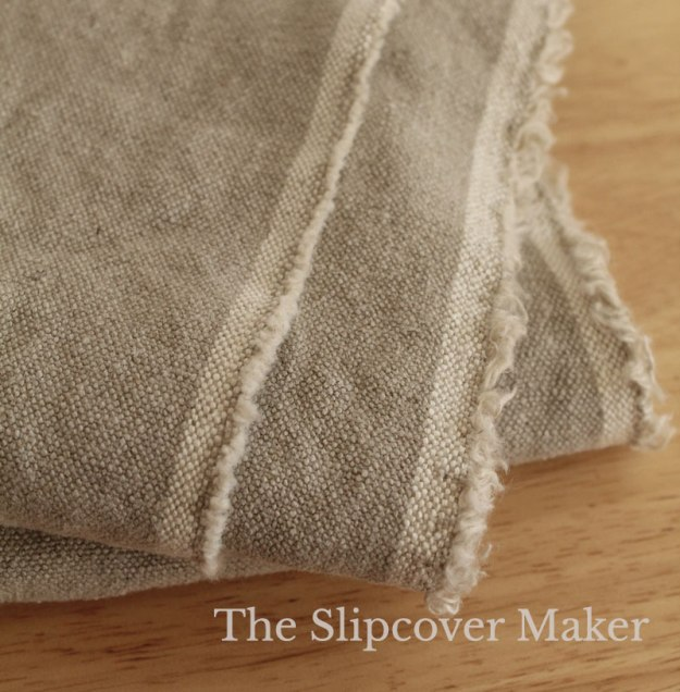 Durable Hemp Canvas for Slipcovers