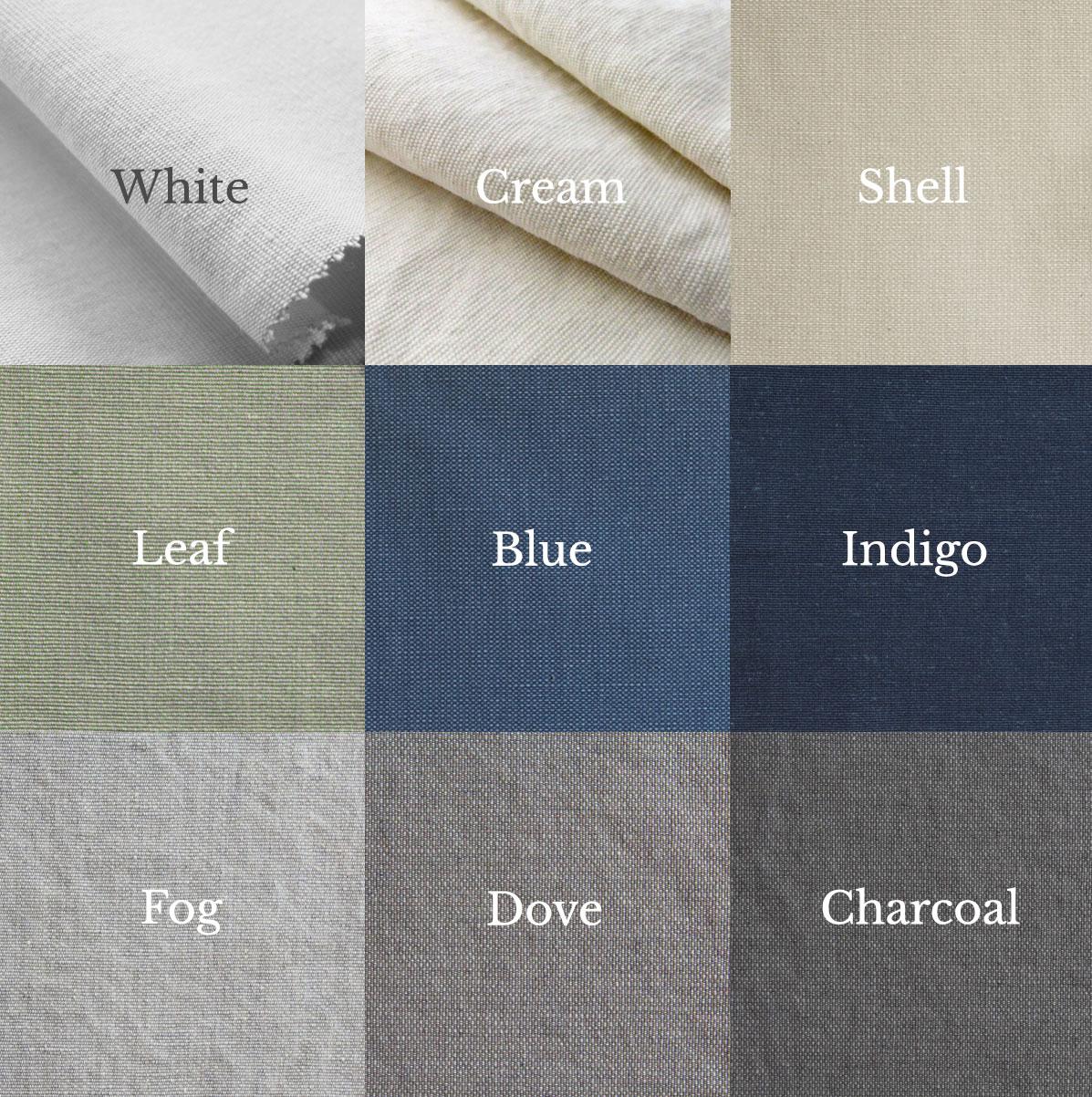 Slipcover Cotton Poly Canvas