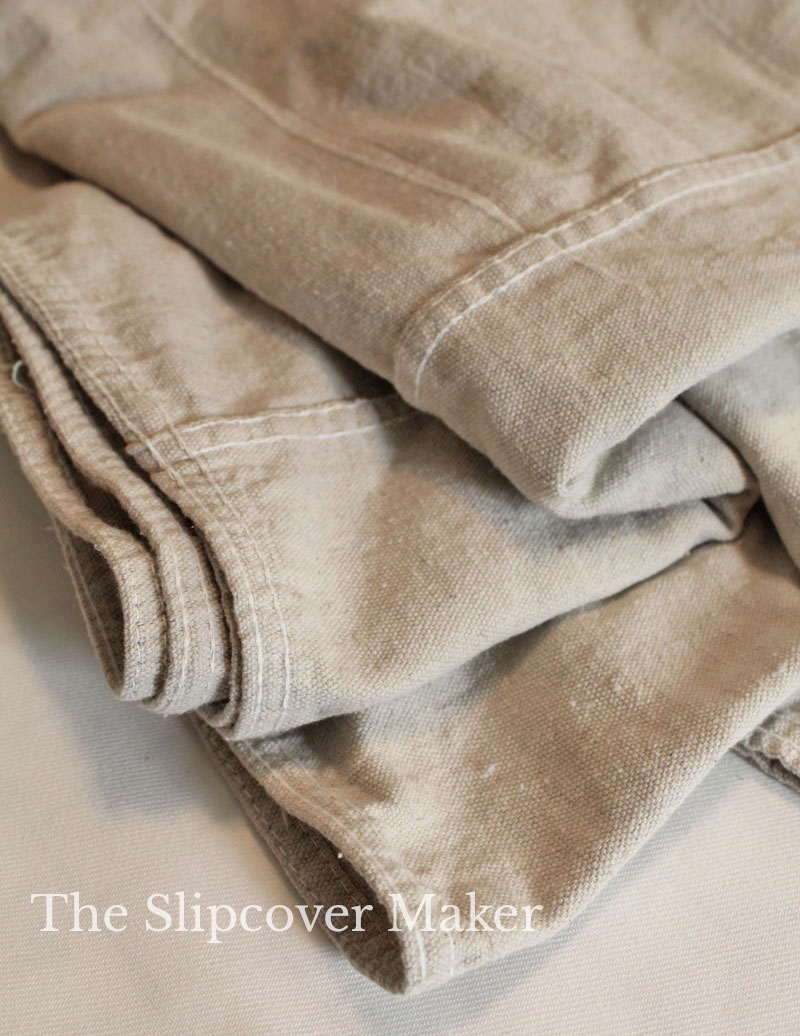 Drop Cloth for Slipcovers