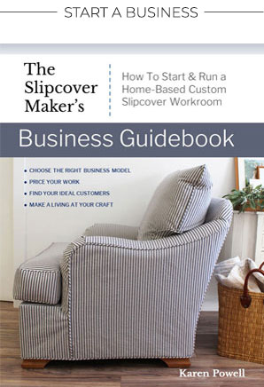 How to Start a Slipcover Business Ebook