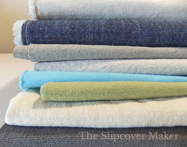 Slipcover Canvas FAQ