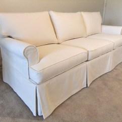 Sure Fit Stretch Plush 2 Piece T Sofa Slipcover Dog Beds Canada Custom Cushion Slipcovers | Autos Weblog