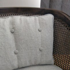 Slipcovers For Barrel Chairs Electric Chair Repair Cushion   The Slipcover Maker