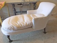 chaise slipcover | The Slipcover Maker