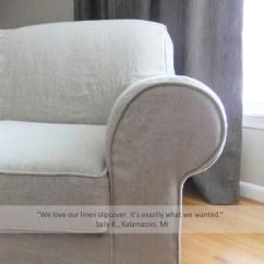 Linen Sofa Slipcover Set Online Amazon India Sallys The Maker