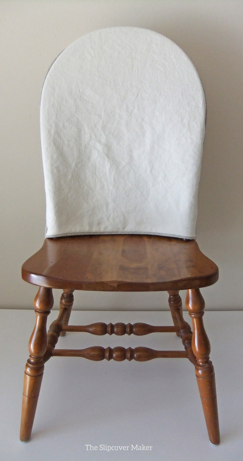 white slip covers for dining room chairs high back executive chair slipcovers the slipcover maker topper windsor