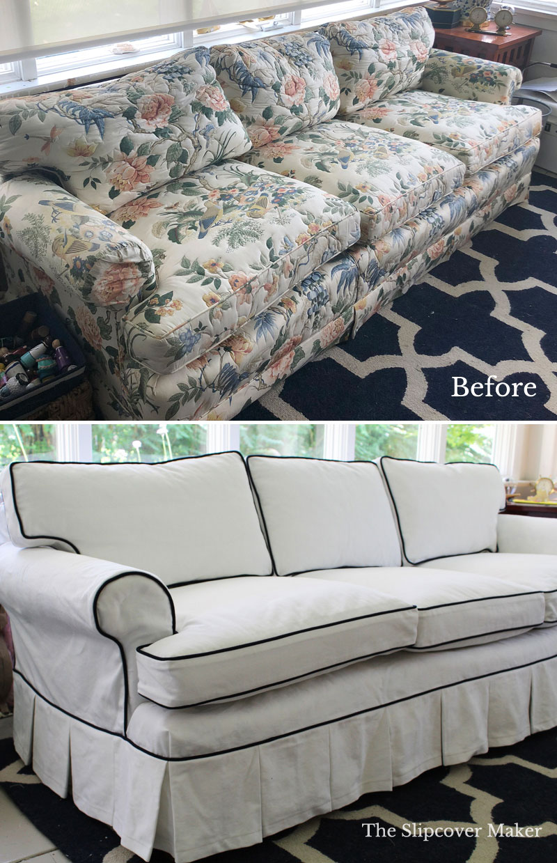 henredon sofa fabrics century foam slipcovermaker | the slipcover maker