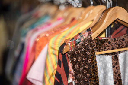 Kleider verkaufen