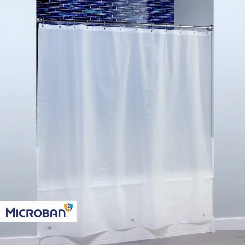 extra wide peva shower liner