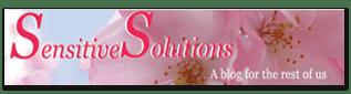 Sensitive Solutions