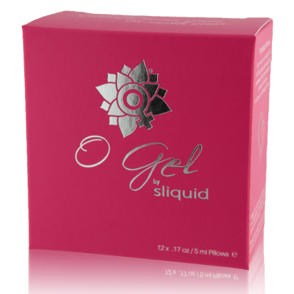 O Gel Cube - Sliquid - Lube Sampler - Best lube for Women