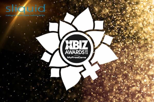 XBIZ - 2108 XBIZ Awards - Sliquid Awards