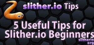 5 Useful Tips for Slither.io Beginners
