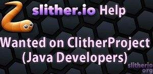Help Wanted on ClitherProject (Java Developers)