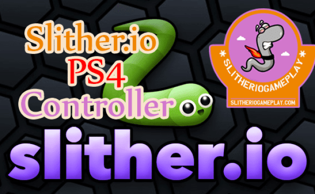Slither Io Ps4 Playstation Controller Support