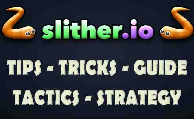 Slither Io Unblocked Games Can Easily Be Played By The