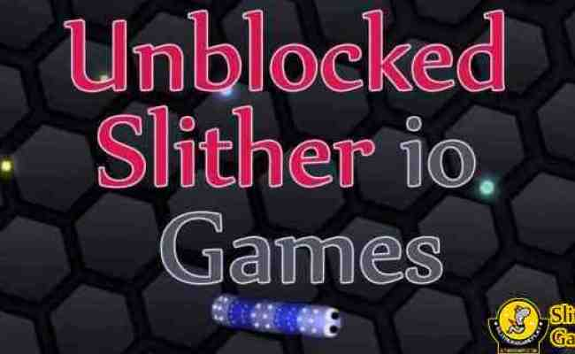 Slitherio Unblocked At School Or With Many Hack Features