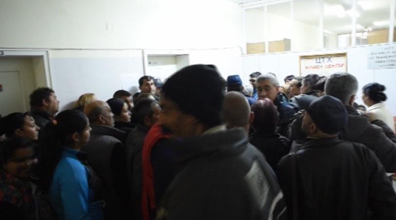 Напрежение на опашка за ТЕЛК в Сливен