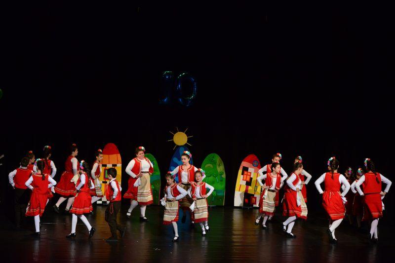 """Празничен концерт-хепънинг """"Заедно за Европа"""" се състоя в Сливен"""