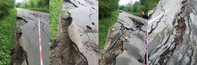 Община Сливен се справи бързо с ликвидиране на свлачището край Новачево