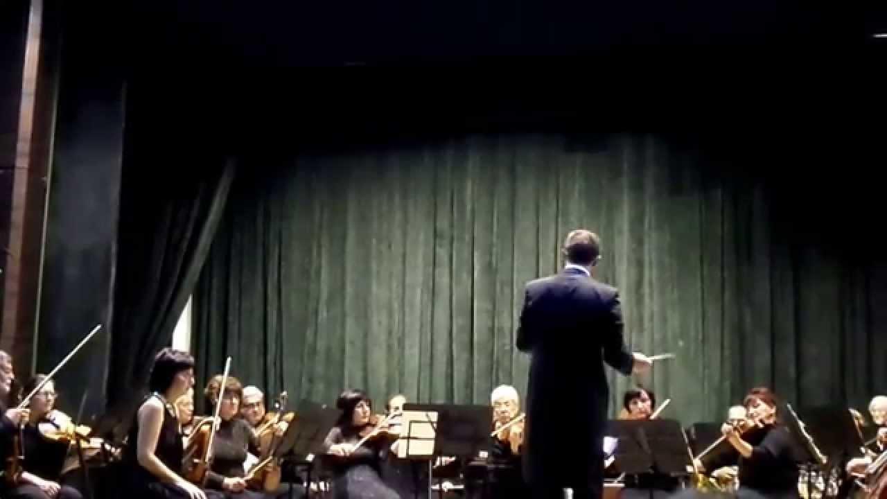 Сливенският смифоничен оркестър отмени концерти