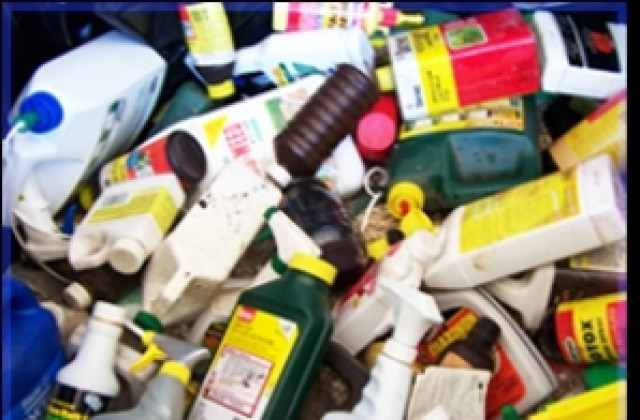 Община Сливен организира мобилен събирателен пункт за безвъзмездно приемане на опасни отпадъци