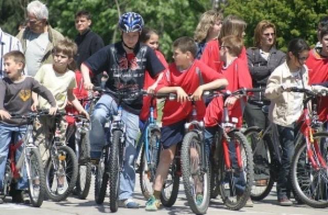 Свободен достъп за тренировки по колоездене за деца организират в Сливен