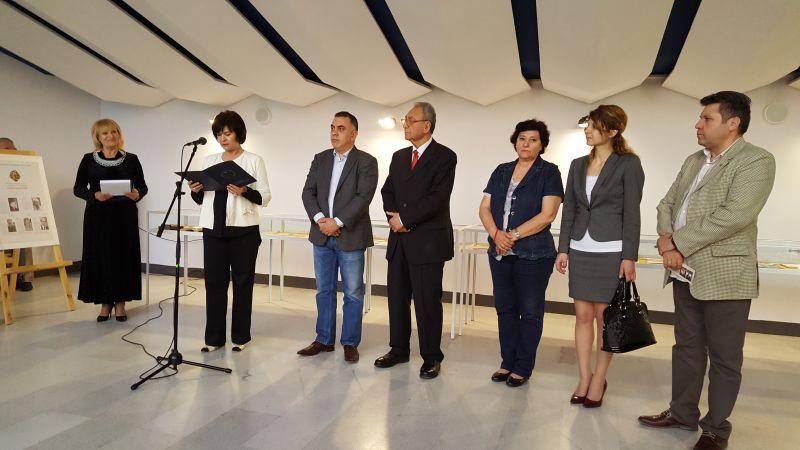 """50 годишнината на """"Сливенски огньове"""" беше отбелязана с документална изложба и премиера на книга"""
