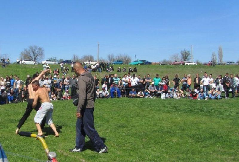 Народни борби на събора в Желю войвода на 6 май