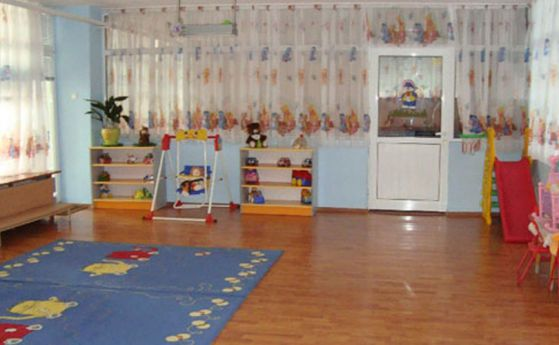 Детски ясли в област Сливен през 2016 година