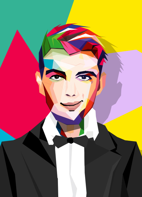 WPAP artwork by Slize