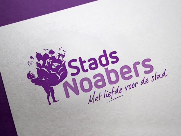 StadsNoabers Oldenzaal - Logo ontwerp