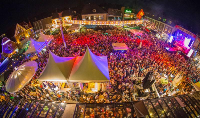Boeskool is los, zomerfeest Oldenzaal. Foto Marktplein