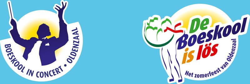 logo redesign Boeskool is Los Oldenzaal