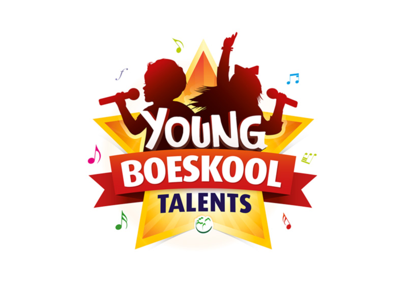 Slize Boeskool design, deel 1: Boeskool is Los - Logo Young Boeskool Talents