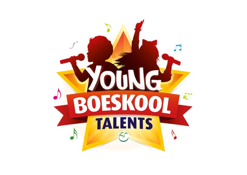 Slize Boeskool design, deel 1: Boeskool is Los - Logo Young Boeskool Talents