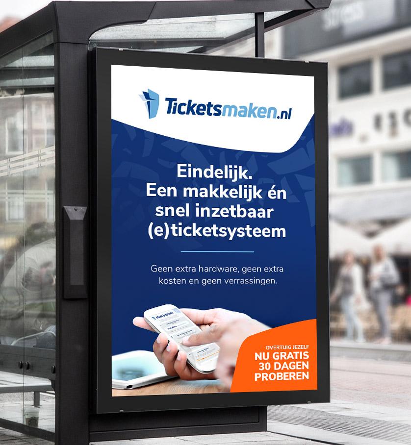 Printen Poster | XL Abri poster TM Oldenzaal