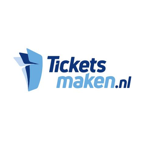 Ticketsmaken.nl - Logo design Slize, logofolio #2