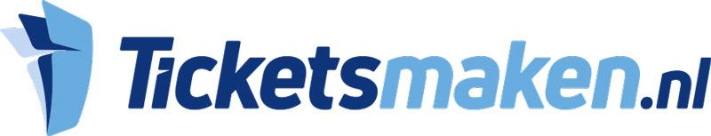 Logo ontwikkeling Ticketsmaken.nl Oldenzaal by Slize Oldenzaal