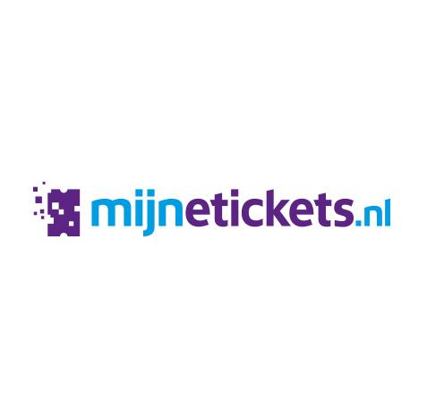 Logo creatie mijnetickets.nl Deurningen - Logo ontwerp door Slize