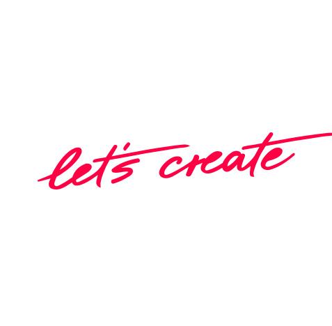 Let's create - Logo design Slize, logofolio #2