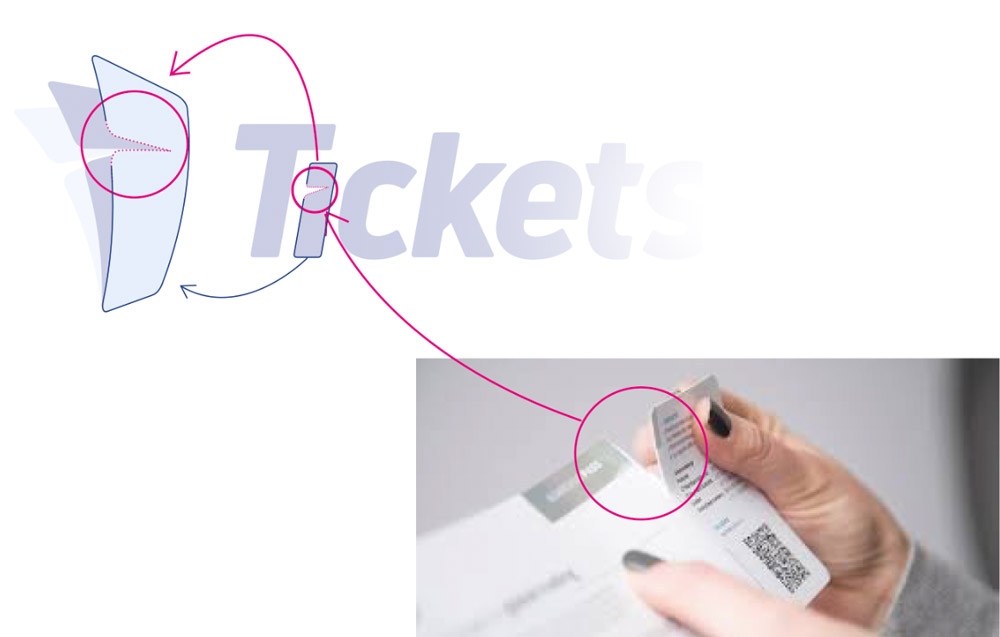 Logo ontwerpen, het idee | Project Ticketsmaken.nl logo ontwerp, branding & huisstijl