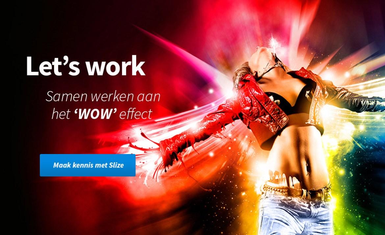 Creatie & ontwerpbureau Slize in Oldenzaal