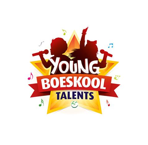 Talentenjacht Oldenzaal - logo huisstijl logo ontwerpen Boeskool Oldenzaal, grafisch ontwerp