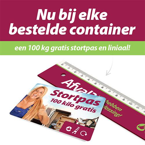 Aalderson Enschede | gratis lineaal en stortpas social post