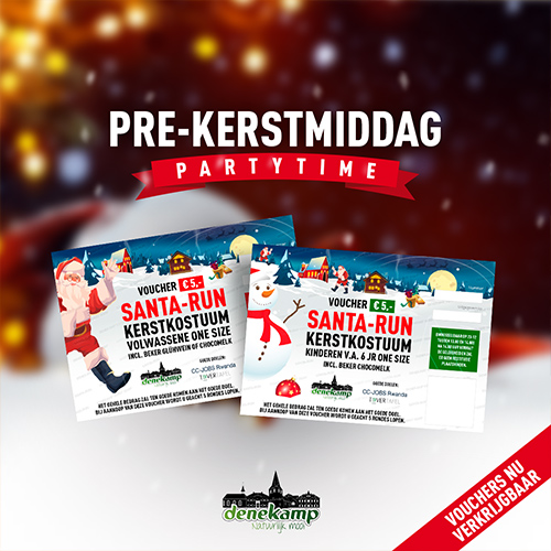 Denekamp Pre Kerstmiddag | social media advertentie