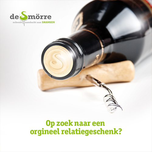slijterij de smorre Oldenzaal - social media content advertentie